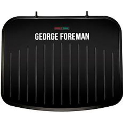 George Foreman Medium Black Fit Grill - 25810