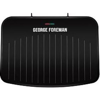 George Foreman Large Black Fit Grill - 25820