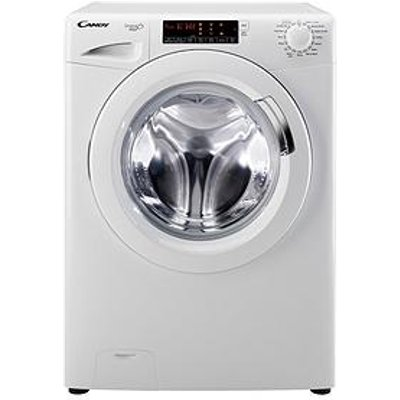 Candy Grand O Vita Gvs149D3180, 9Kg Load, 1400 Spin Washing Machine - White
