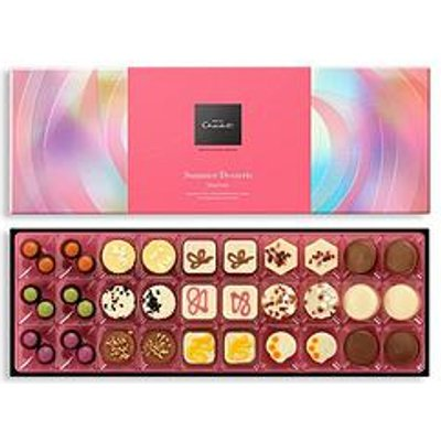 Hotel Chocolat The Summer Desserts Sleekster