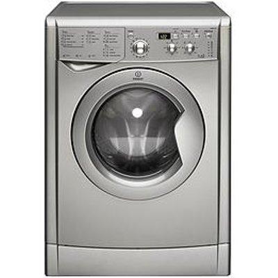 Indesit Iwdd75145Sukn 7Kg Wash, 5Kg Dry, 1400 Spin Washer Dryer - Silver