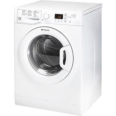 Hotpoint Wmfug1063Puk 10Kg Wash, 1600 Spin Freestanding Washing Machine - White