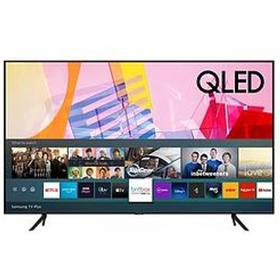 Samsung Qe75Q60T 75 Inch, Qled, 4K Ultra Hd, Ambient Mode, Hdr, Smart Tv