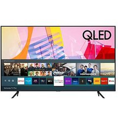 Samsung Qe50Q60T 50 Inch, Qled, 4K Ultra Hd, Ambient Mode, Hdr, Smart Tv