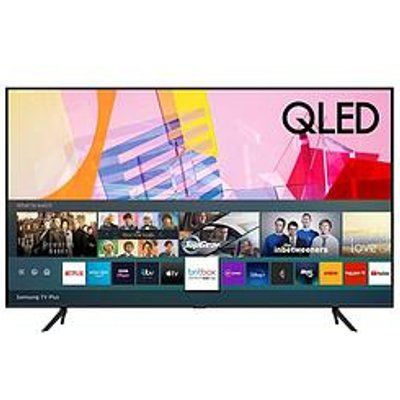Samsung Qe65Q60T 65 Inch, Qled, 4K Ultra Hd, Ambient Mode, Hdr, Smart Q60 Tv