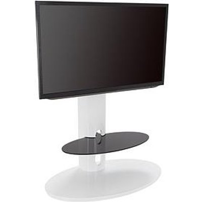 Avf Chepstow Combi 930 Tv Unit - White Gloss- Fits Up To 65 Inch Tv