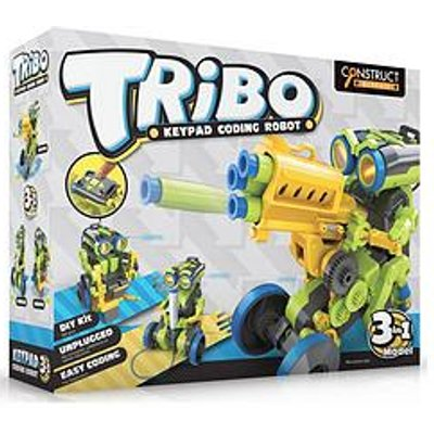 Tribo 3 In 1 Keypad Coding Robot