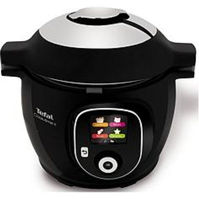 Tefal Cook4Me+ Cy851840 Electric Pressure Cooker - 6 Portions / 6-Litres
