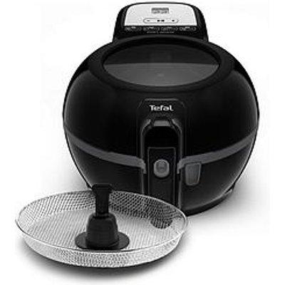 Tefal Actifry Advance 1.2Kg Snacking Air Fryer Fz729840 - Black