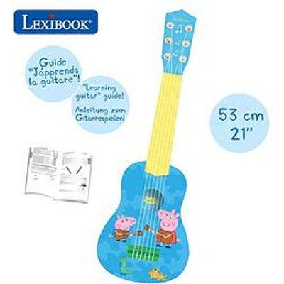 Lexibook Peppa Pig My First Guitar