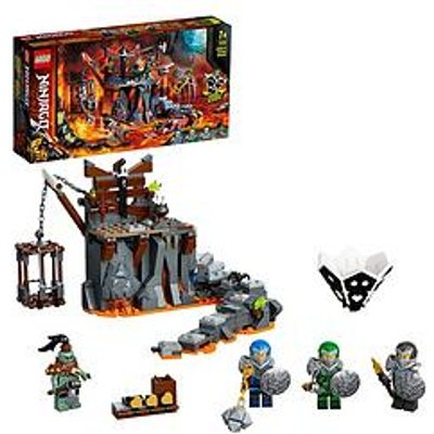 Lego Ninjago 71717 Journey To The Skull Dungeon 2In1 Build &Amp; Board Game