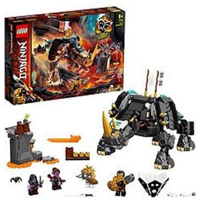 Lego Ninjago 71719 Zane'S Mino Creature 2In1 Build &Amp; Board Game