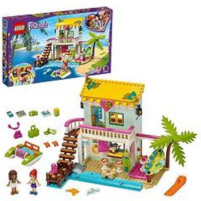 Lego Friends 41428 Beach House Mini Dollhouse Holiday Series