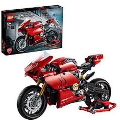 Lego Technic 42107 Technic Ducati Panigale V4 R Motorbike
