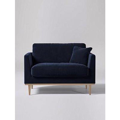 Swoon Norfolk Fabric Love Seat