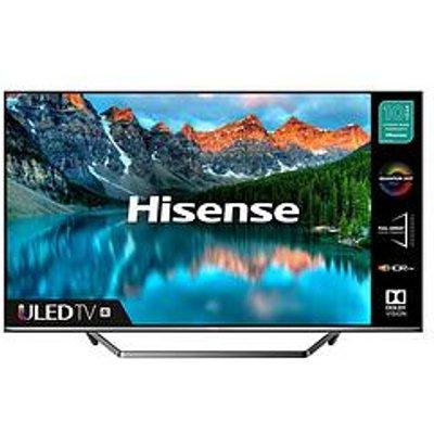 Hisense H55U7Qftuk 55 Inch 4K Ultra Hd, Hdr, Freeview Play Smart Tv