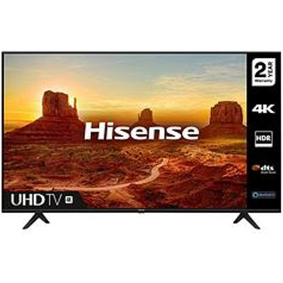 Hisense H58A7100Ftuk 58 Inch 4K Ultra Hd, Hdr, Freeview Play Smart Tv