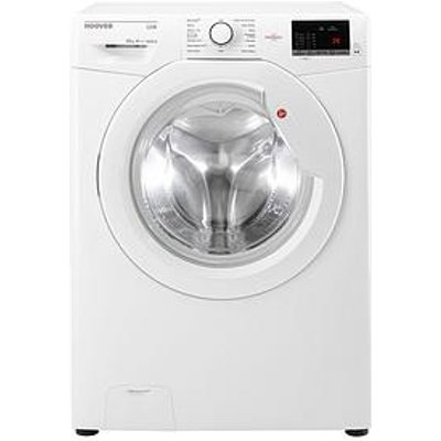 Hoover Dhl14102D3 10Kg Load, 1400 Spin Washing Machine - White