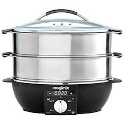 Magimix Food Steamer- Satin