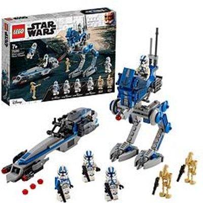 Lego Star Wars 75280 501St Legion Clone Troopers &Amp; Battle Droids