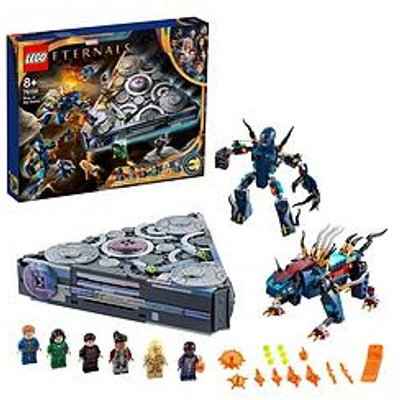 Lego Super Heroes Rise Of The Domo Building Toy 76156