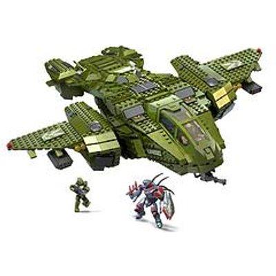 Mega Construx Halo Pelican Inbound Vehicle Construction Set