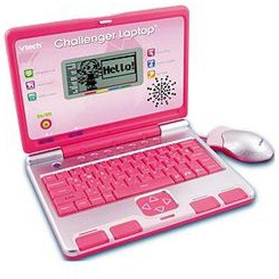 Vtech Challenger Laptop - Pink