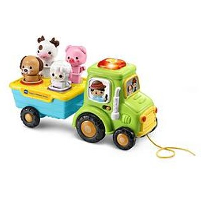 Vtech Shapes &Amp; Animal Tractor