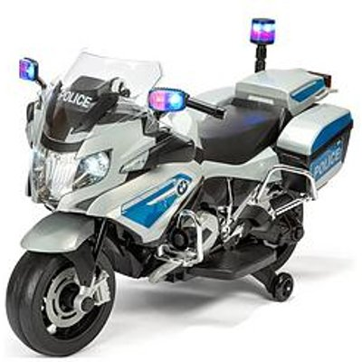 Xootz Police Electric Ride On Motorbike