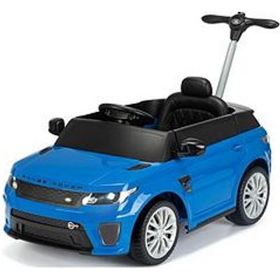 Xootz 6V Ride On/Push Car