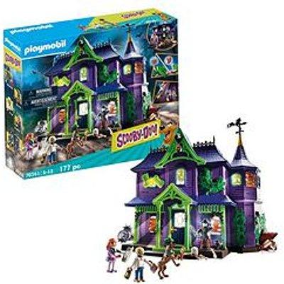 Playmobil Playmobil 70361 Scooby Doo!© Mystery Mansion