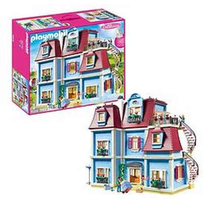 Playmobil Playmobil 70205 Large Dollhouse With Doorbell