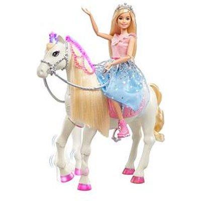 Barbie Princess Adventure Prance &Amp; Shimmer Horse