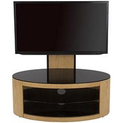 Avf Buckingham Affinity Oval Combi 100 Cm Tv Stand - Fits Up To 55 Inch Tv