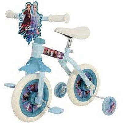 Disney Frozen Frozen 2 2 In 1 Bike