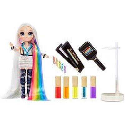 Rainbow High Rainbow High Hair Studio &Ndash; Create Rainbow Hair With Exclusive Doll, Extra-Long Washable Hair Colour