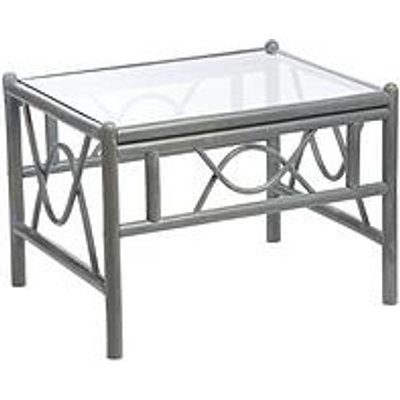 Desser Grey Bali Conservatory Coffee Table