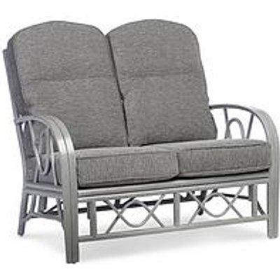 Desser Grey Bali Conservatory 2-Seater Sofa