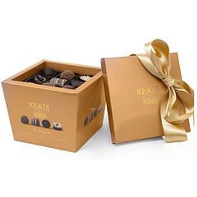 Keats Special Truffles Chocolate Selection Gift Box With Hand Tied Ribbon 210G