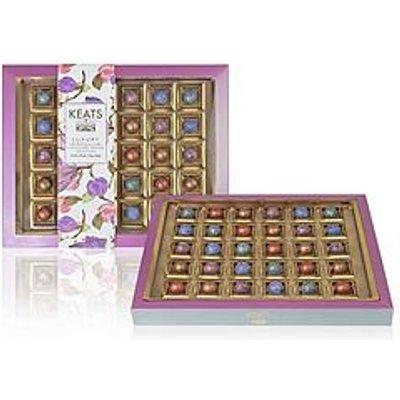 Keats Assortment Of Mocktail Flavoured Dark Chocolate Truffles Gift Box - 30 Pieces