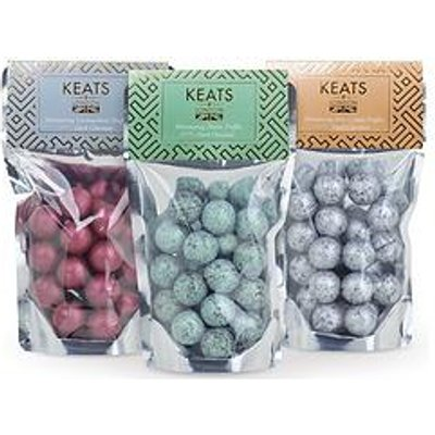 Keats Shimmering Dark Chocolate Bundle - Cosmoplitan/Mojito/Pina Colada