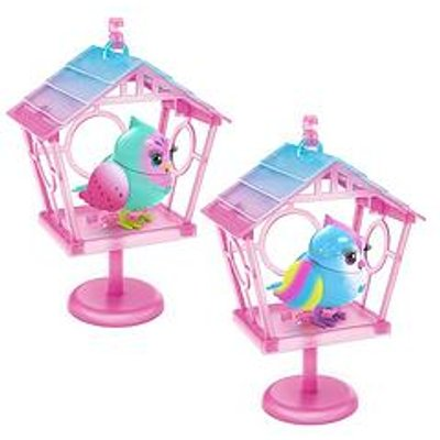 Little Live Pets Little Live Pets Lil Bird And House- Styles May Vary