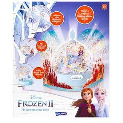 John Adams Disney Frozen Ii My Light Up Glitter Globe