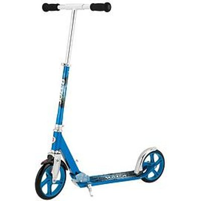 Razor A5 Lux Scooter With Anodised Aluminium Frame Â¿ Blue