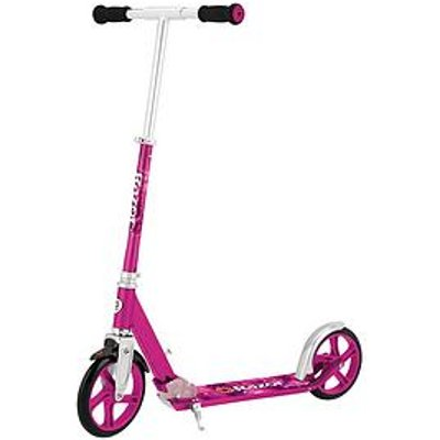 Razor A5 Lux Scooter With Anodised Aluminium Frame - Pink