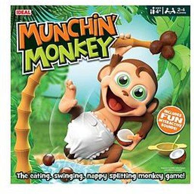 Ideal Munchin' Monkey