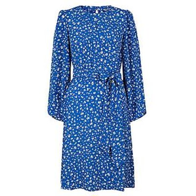 Monsoon Monsoon Marty Sustainable Print Short Dress