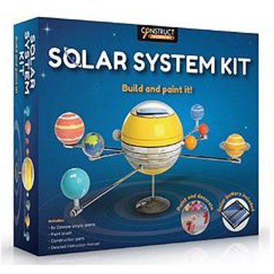 Construct And Create The Solar System Kit