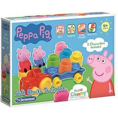 Peppa Pig Clemmy Train Set