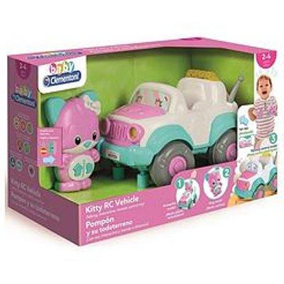 Baby Clementoni Kitty Rc Vehicle